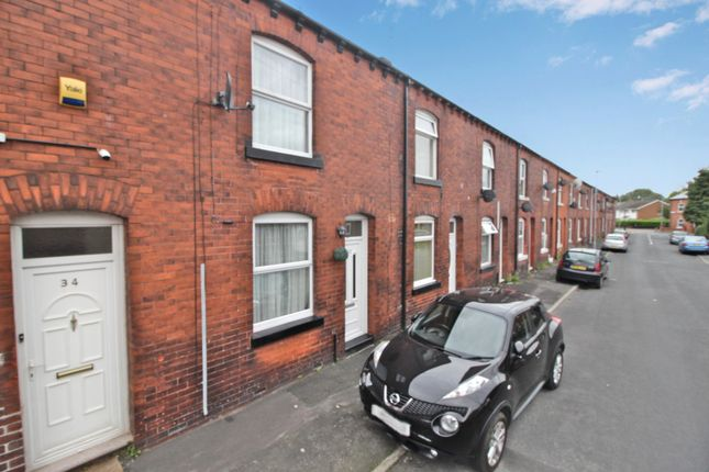 Front View of Tetlow Street, Newton Heath, Manchester, Greater Manchester M40