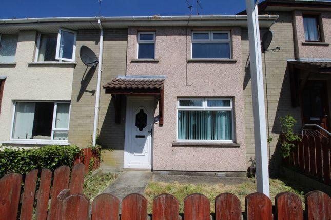 Thumbnail Terraced house to rent in Ballygowan Gardens, Bangor