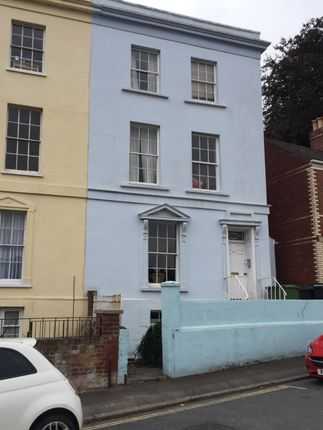 Thumbnail Terraced house to rent in 10 Lansdowne Terrace, Exeter, Devon
