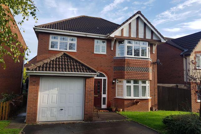 Thumbnail Property to rent in Llwyn Glas, Bridgend