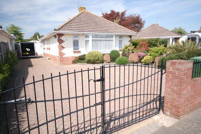 Thumbnail Detached bungalow for sale in Branksea Close, Hamworthy, Poole