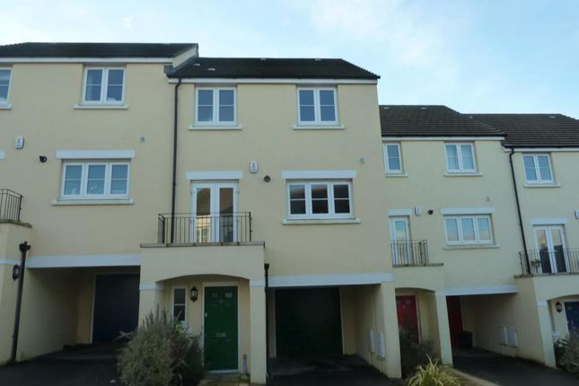 Thumbnail Terraced house to rent in Jago Close, Liskeard, Cornwall