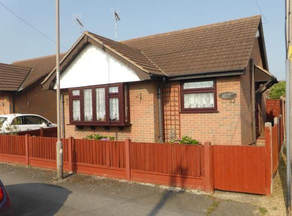 Thumbnail Bungalow for sale in Maurice Road, Canvey Island