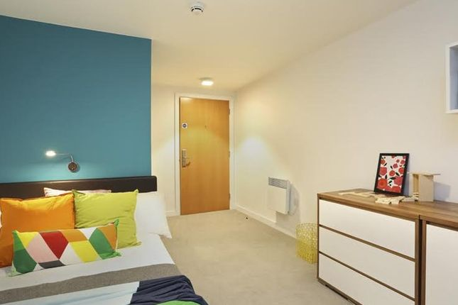 Thumbnail Room to rent in Asquith House, Servia Road, Leeds
