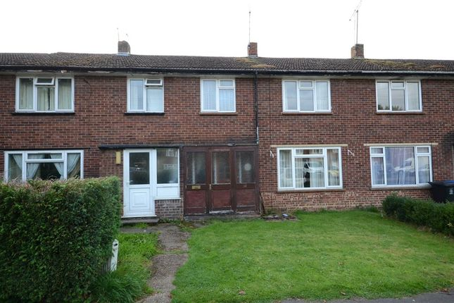 Thumbnail Terraced house for sale in Shepherds Close, Hurley, Maidenhead