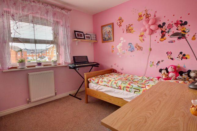 Bedroom Two of Northumberland Way, Walsall WS2