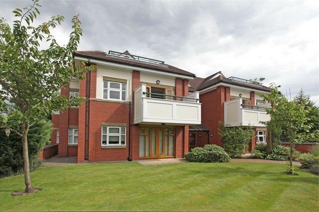 Thumbnail Flat for sale in Lynton Lane, Alderley Edge, Cheshire