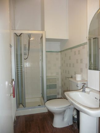 Shower Room of 11 The Terrace, Ardbeg, Isle Of Bute PA20