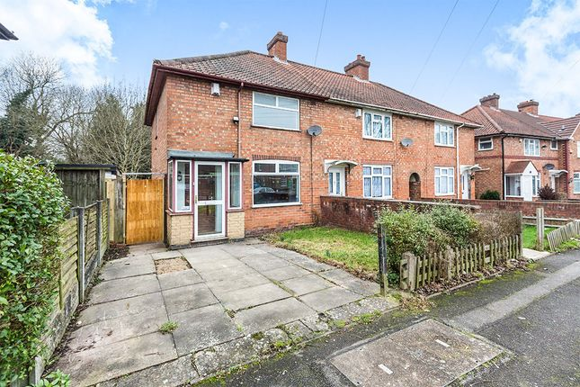 Thumbnail Terraced house for sale in Pitmaston Road, Hall Green, Birmingham
