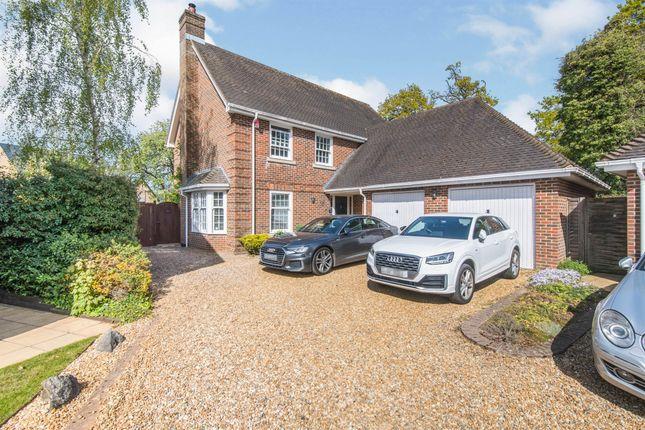 Thumbnail Detached house for sale in High Trees, Fair Oak, Eastleigh