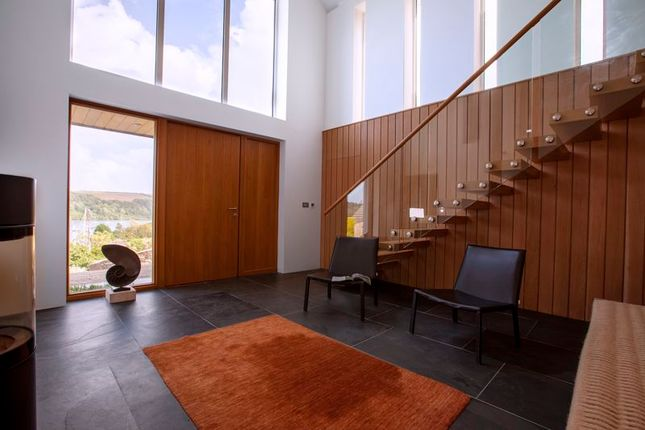 Reception Hall of Freshwater Lane, St Mawes, Cornwall TR2