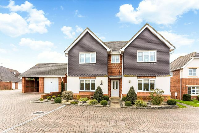 Thumbnail Detached house for sale in Redes Close, Hook, Hampshire