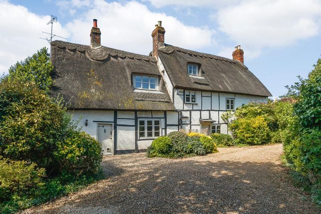 Thumbnail Country house for sale in Lower Way, Padbury, Buckingham