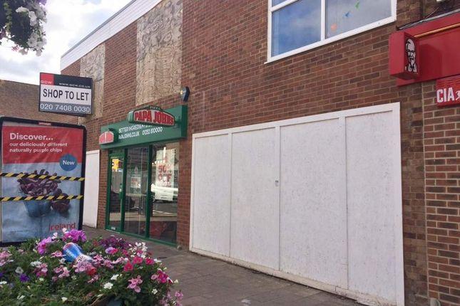 Thumbnail Retail premises to let in Fleet Road 183, Fleet, Hampshire