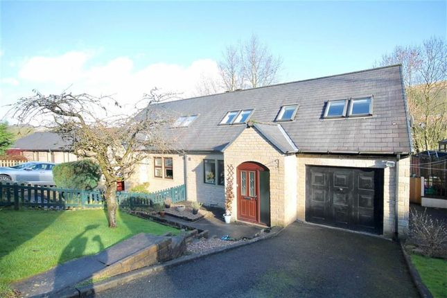 3 bed semi-detached house for sale in Winterbutlee Grove, Todmorden