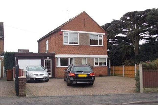 Thumbnail Detached house to rent in Wilsthorpe Road, Breaston, Derby