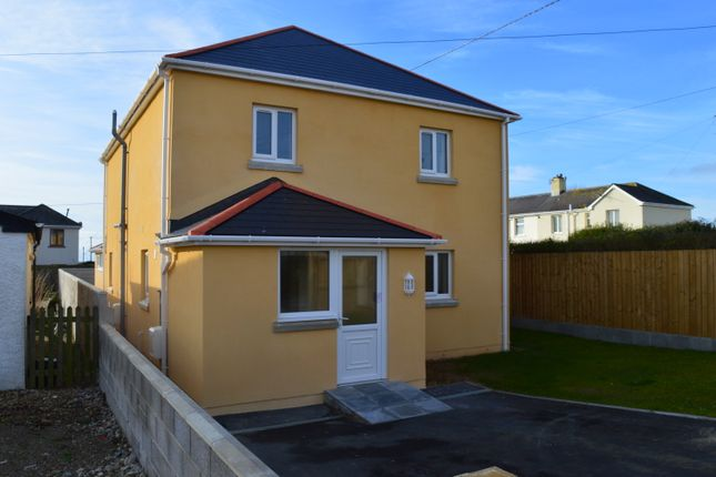 Thumbnail Semi-detached house to rent in Baron's Close, Llantwit Major