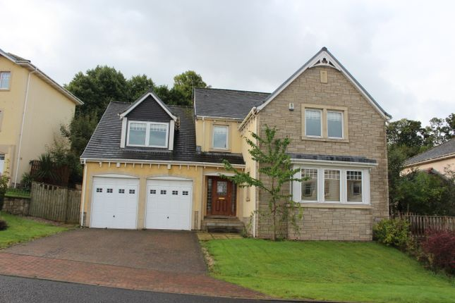 Thumbnail Detached house for sale in Bramble Wynd, Castlebank Port Glasgow