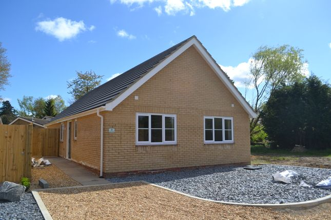 Thumbnail Detached bungalow to rent in Bell Gardens, Wimblington