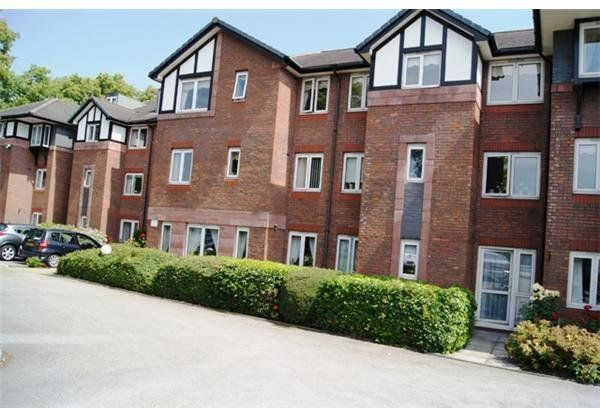 Thumbnail Flat for sale in Turners Court, Woolton, Liverpool