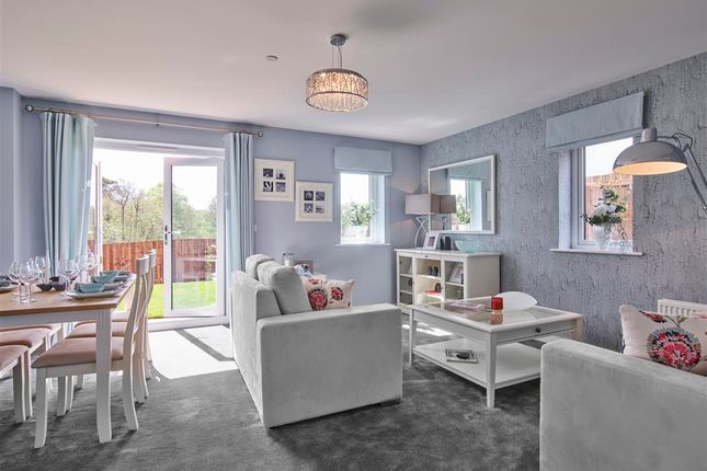 Thumbnail Semi-detached house for sale in Braunton Crescent, Llanrumney, Cardiff