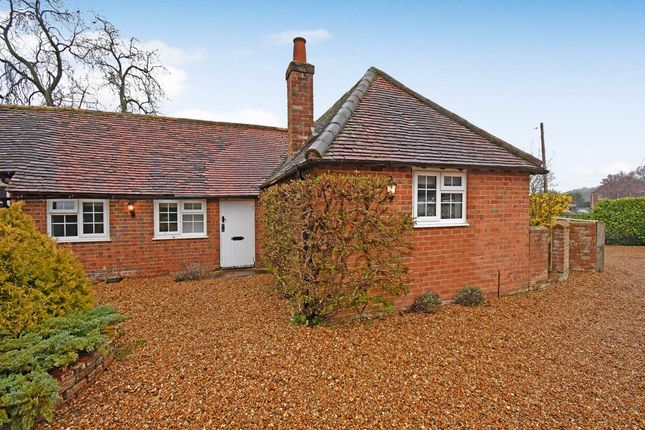 Thumbnail Semi-detached bungalow to rent in Manor Farm, Oare, Hermitage