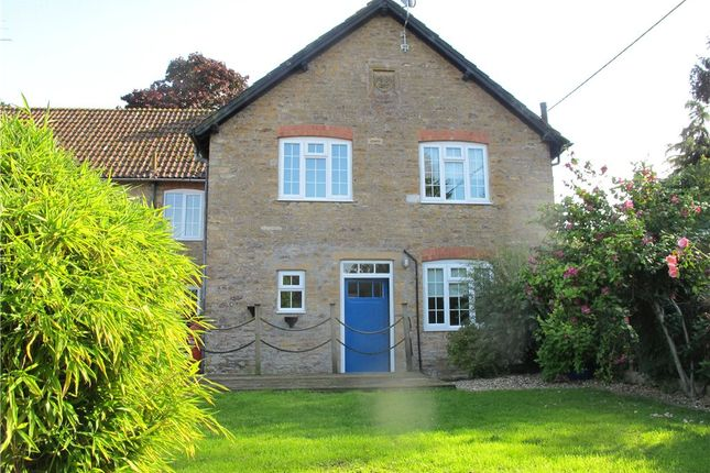 Thumbnail Semi-detached house for sale in Symes Cottages, 29A New Street, North Perrott, Crewkerne