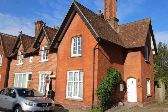 Thumbnail Terraced house to rent in High Street, Chipstead, Sevenoaks
