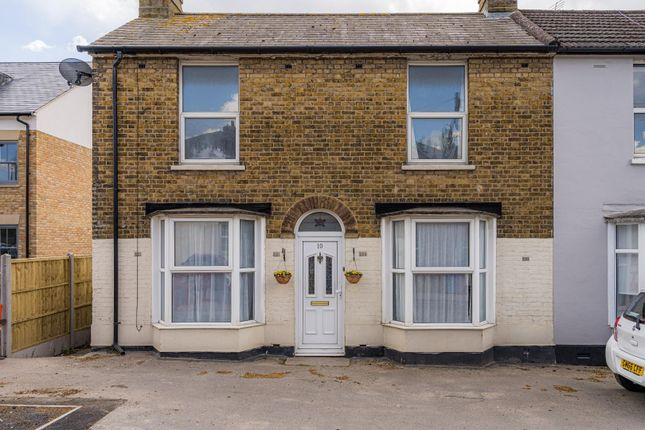 2 bed semi-detached house for sale in London Road, Lynsted, Sittingbourne ME9