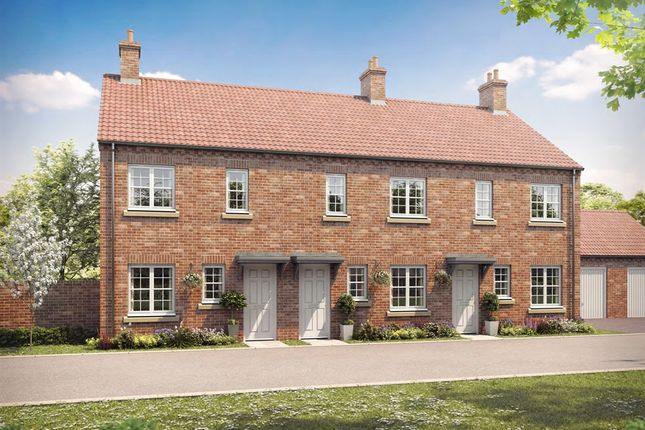 """Thumbnail Terraced house for sale in """"The Pannal"""" at Bishopdale Way, Fulford, York"""