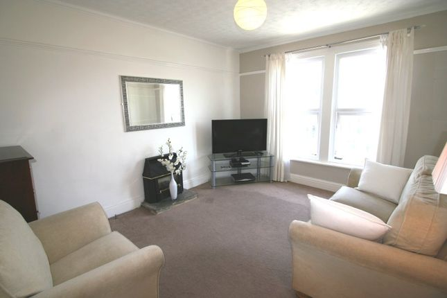 Thumbnail Flat to rent in Jephson Road, St Judes, Plymouth