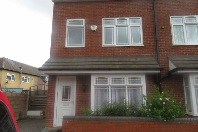 Thumbnail Semi-detached house for sale in William Cook Road, Ward End, Birmingham