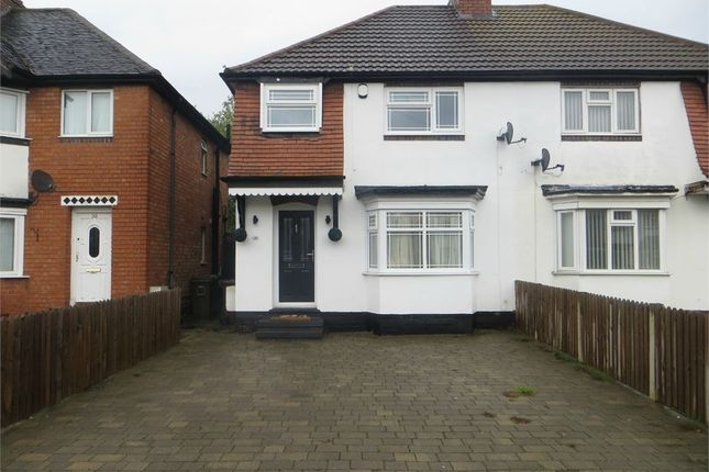 Thumbnail Semi-detached house to rent in Hurdis Road, Shirley, Solihull