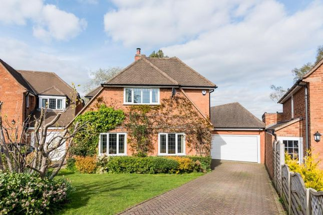 Thumbnail Detached house for sale in Knighton Drive, Sutton Coldfield