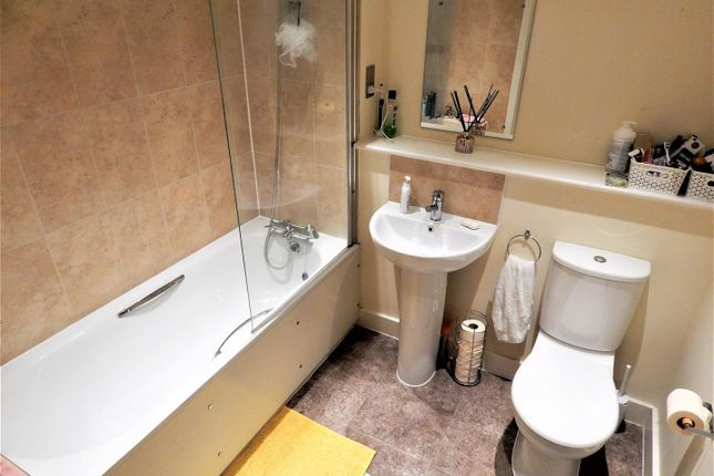 Bathroom of Admiral Place, Carpeux Close, Chatham ME4
