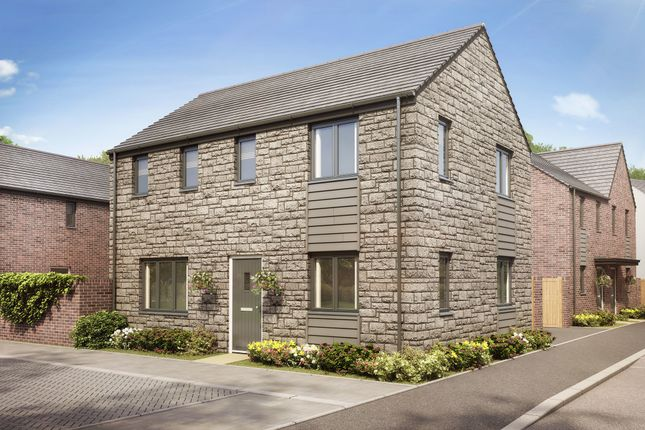 """Thumbnail Detached house for sale in """"The Clayton Corner"""" at Llantrisant Road, Capel Llanilltern, Cardiff"""