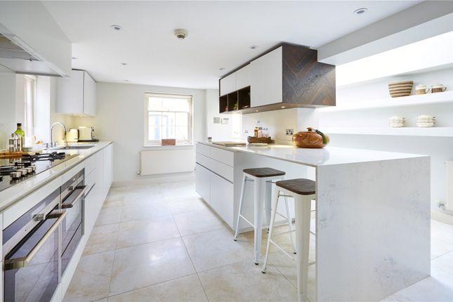 Kitchen of St. John Street, Oxford, Oxfordshire OX1