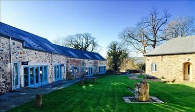 Office to let in Delamore Park, Home Farm, Cornwood, Devon