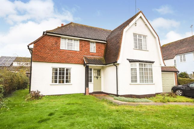 Thumbnail Detached house for sale in Queen Street, Coggeshall, Colchester