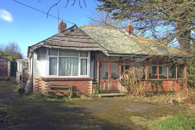 Thumbnail Flat for sale in Fernwood, Tedburn St Mary, Exeter, Devon