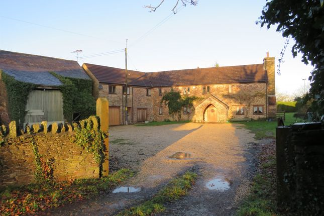 Thumbnail Barn conversion for sale in Wotton Road, Rangeworthy, Bristol