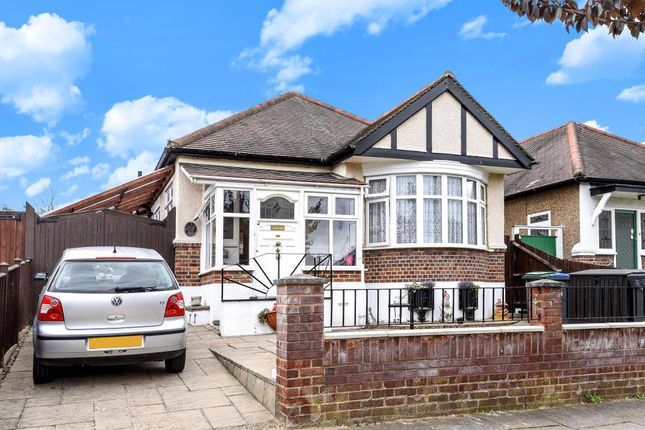 Thumbnail Detached bungalow for sale in Elmbridge Avenue, Berrylands