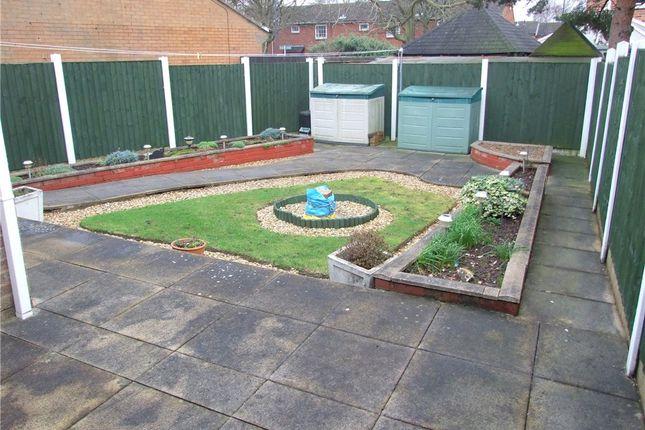 Garden of Arleston Lane, Stenson Fields, Derby DE24