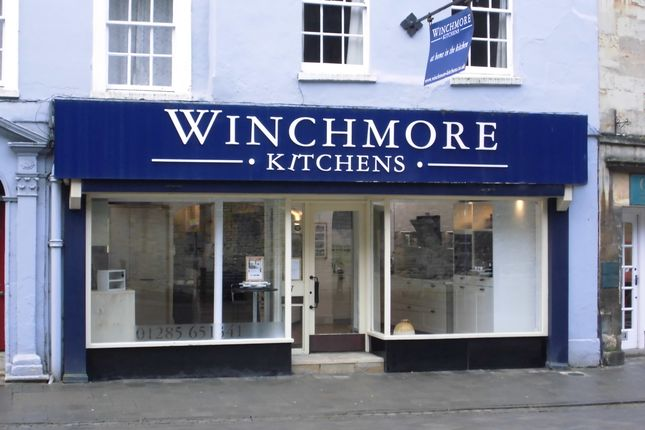 Thumbnail Retail premises to let in Gosditch Street, Cirencester