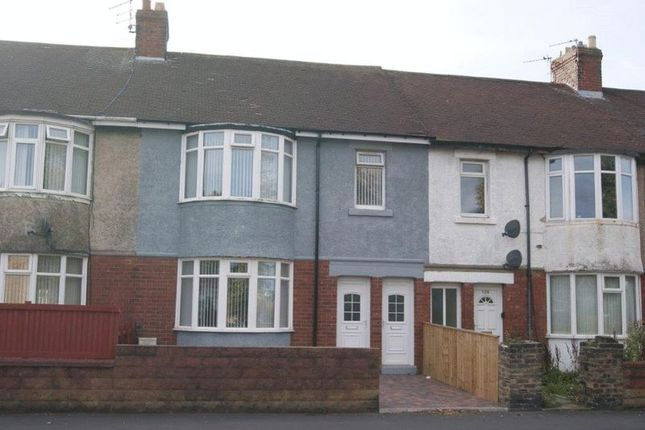 Thumbnail Flat to rent in Alexandra Road, Ashington