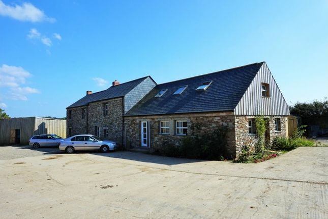 Thumbnail Detached house for sale in Hellend, Bodmin