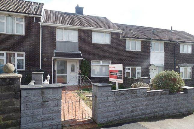 Thumbnail Terraced house for sale in Hawthorne Avenue, Merthyr Tydfil