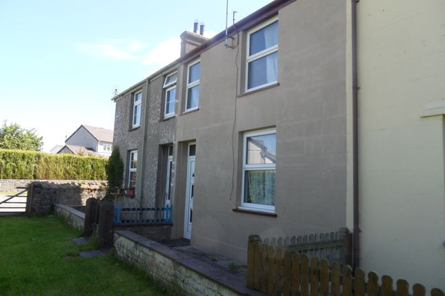 Thumbnail Terraced house to rent in Rhosbodrual Terrace, Caernarfon