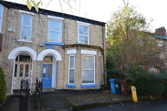 Thumbnail Property for sale in Victoria Avenue, Princes Avenue, Hull