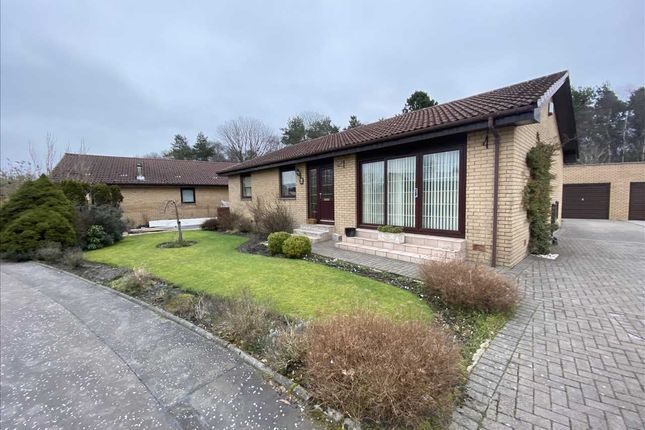 3 bed bungalow for sale in Cairnoch Hill, Balloch, Cumbernauld, Glasgow G68